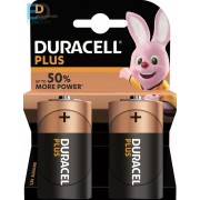 Duracell Plus Power Duralock MN1300 LR20 D Góliát NEW B2 ( 1db elem )
