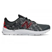 New Balance Women's 811v2 Graphic Trainer Black with Red Grey