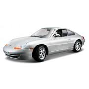 Bburago 1:24 Porsche 911 Carrera, Silver