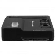 Sharkoon DriveLink Combo USB 3.0 V2 Dokkoló Adapter Black 4044951027408