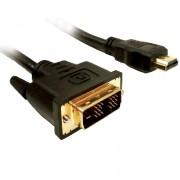 Cable de video HDMI a DVI-D de 7.5metros genérico 105725