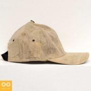 Rawganique Reincarnation Recycled Tarp Baseball Hat RDB-790