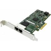 Placa de retea Intel 2-port GbE RJ-45 Intel i350 PCI-E LP Bulk