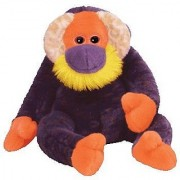 TY Beanie Buddy - BANANAS the Monkey