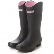 SHOE・PLAZA セダークレスト オレンジスター CEDAR CREST ORANGESTAR レインブーツ CC-2572 (ブラック) レディース