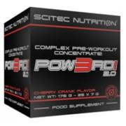 Pow3rd! 2.0 BOX 25 tasak cseresznye Scitec Nutrition
