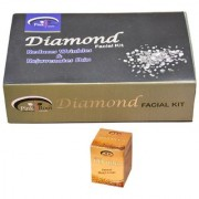 Pink Root Gold Bleach 50g and Pink Root Diamond Facial Kit 83gm