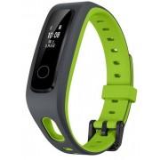 Bratara Fitness Huawei Honor Band 4, Bluetooth, Running Edition, Rezistenta la apa (Negru/Verde)