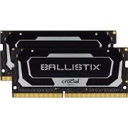 Crucial SO-DIMM 8GB KIT DDR4 2400Mhz CL16 Ballistix