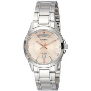 Casio Enticer Analog Rose Gold Dial Mens Watch-MTP-1381D-9AVDF (A1132)
