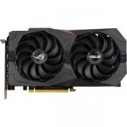 Placa video ASUS GeForce GTX 1650 SUPER SUPER ROG STRIX GAMING OC, 4GB, GDDR6, 128-bit