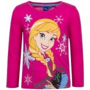 Disney Roze shirt met Anna van frozen