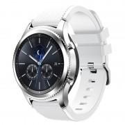 Samsung Gear S3 Silicone Sport Wristband - White