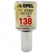 Javítófesték Opel 88U Star Silver 88L 138 Arasystem 10ml