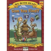 Can You Find' (We Both Read - Level Pk-K): An ABC Book, Paperback/Sindy McKay