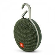 Водоустойчива Bluetooth колонка JBL CLIP 3, IPX7, Bluetooth 4.1, 3 W, зелен, JBL-CLIP3-GRN