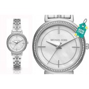 Michael Kors Women's Stainless Steel MK3641 Watch