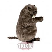 Trixie Castor, Peluche, 27 cm