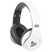 Casti Stereo TREVI DJ 677M, Microfon (Alb)