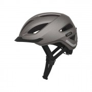 ABUS 58645 3 Casco bici asphalt grigio M taglia 52-57