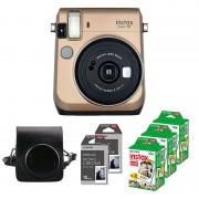 Fujifilm Instax Mini 70 Guld Startpaket