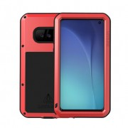 LOVE MEI Shockproof Dropproof Dustproof Case for Samsung Galaxy S10e - Red
