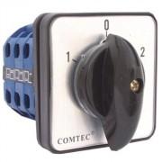 Comutator cu came 1-0-2 3P 3 etaje 63A Comtec MF0002-11760