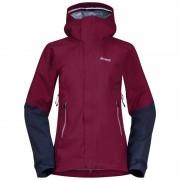 Bergans Women's Rabot 365 3L Jacket Röd