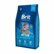 BRIT Premium Cat Kitten (Gatitos) 8kg