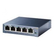 Tp link TP-LINK TL-SG105 5-Port Metal Gigabit Switch - commutateur - 5 ports - non géré - Ordinateur de bureau