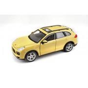 Bburago 1:24 Porsche Cayenne Turbo, Yellow