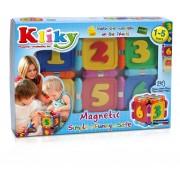 Kliky - Set Magnetic Sa Invatam Numerele