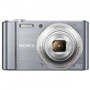 Sony Dsc-W810 Fotocamera Digitale Compatta Zoom Ottico 6x 20,1 Mpx Colore Argent