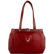 Hidesign Women Red Shoulder Bag