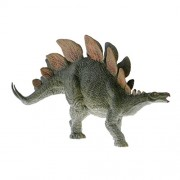 Phenovo Multi Plastic Roaring Jurassic Dinosaur Model Animal Figurine Action Figures Playset Collectibles Children Science & Nature Learning Toys - dark green