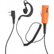 ProEquip PRO-600L Earhanger and palm mic