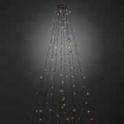 Konstmide Decoración 240 LEDs para árbol exterior, vía app