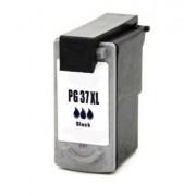CANON PG-37 black - kompatibilná náplň do tlačiarne Canon