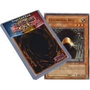 Deckboosters Yu Gi Oh : MRL-092 Unlimited Edition Ceremonial Bell Common Card - by Deckboosters
