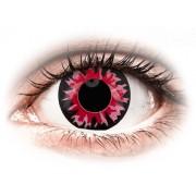 Volturi ColourVUE Crazy Lens napi lencsék - dioptria nélkül (2 db lencse)