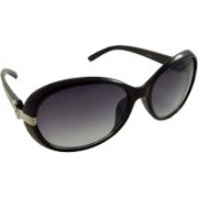 Els Oval Sunglasses(Black)
