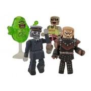 Diamond Select Toys Ghostbusters Minimates: Series 4 Box Set
