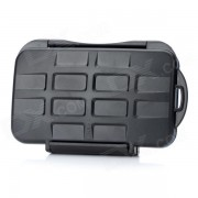 JJC MC Series Waterproof Digital Camera Memory Card Case - Negro