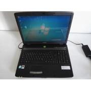 Laptop Emachines G520 Intel 575 2,00 Ghz 2 Gb Ram Hard 160 Gb WiFi