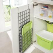 Suport organizare interior usa dulap bucatarie-Semi