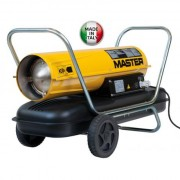 Tun de caldura Profesional cu ardere directa 44 kW Master B 150 CED