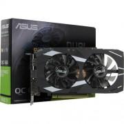 VGA ASUS DUAL-GTX1660TI-O6G, nVidia GeForce GTX 1660Ti, 6GB DDR6, 192-bit