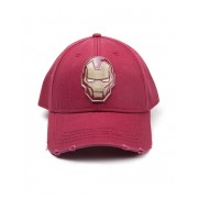 Avengers - Iron Man Copper Badge Ställbar Keps