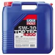 Liqui Moly TOP TEC 4300 5W-30 20 Litre Canister