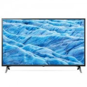 Телевизор LG 60UM7100PLB, 60 инча UHD (3840x2160), DLED, DVB-C/T2/S2, 4K Active HDR, ThinQ AI, webOS Smart TV, Wi-Fi, Bluetooth